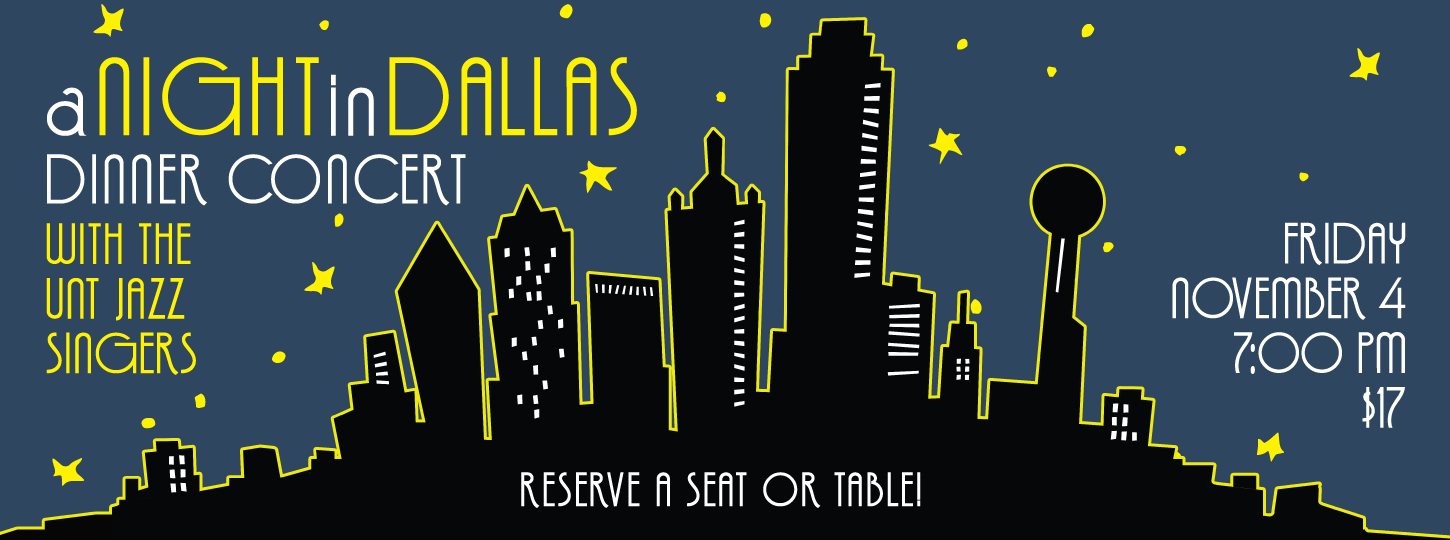 A Night in Dallas Dinner Concert