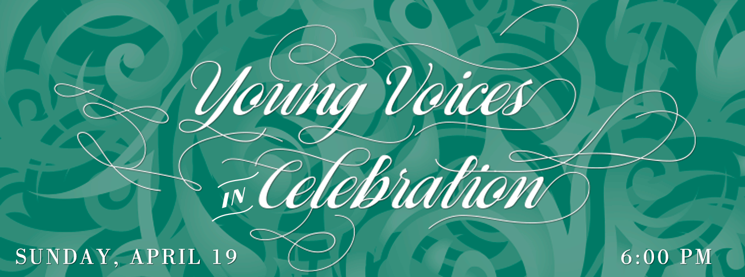 Young Voices in Celebration