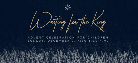 Advent Celebration for Children