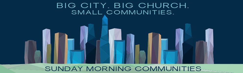 Sunday Morning Community Refresh