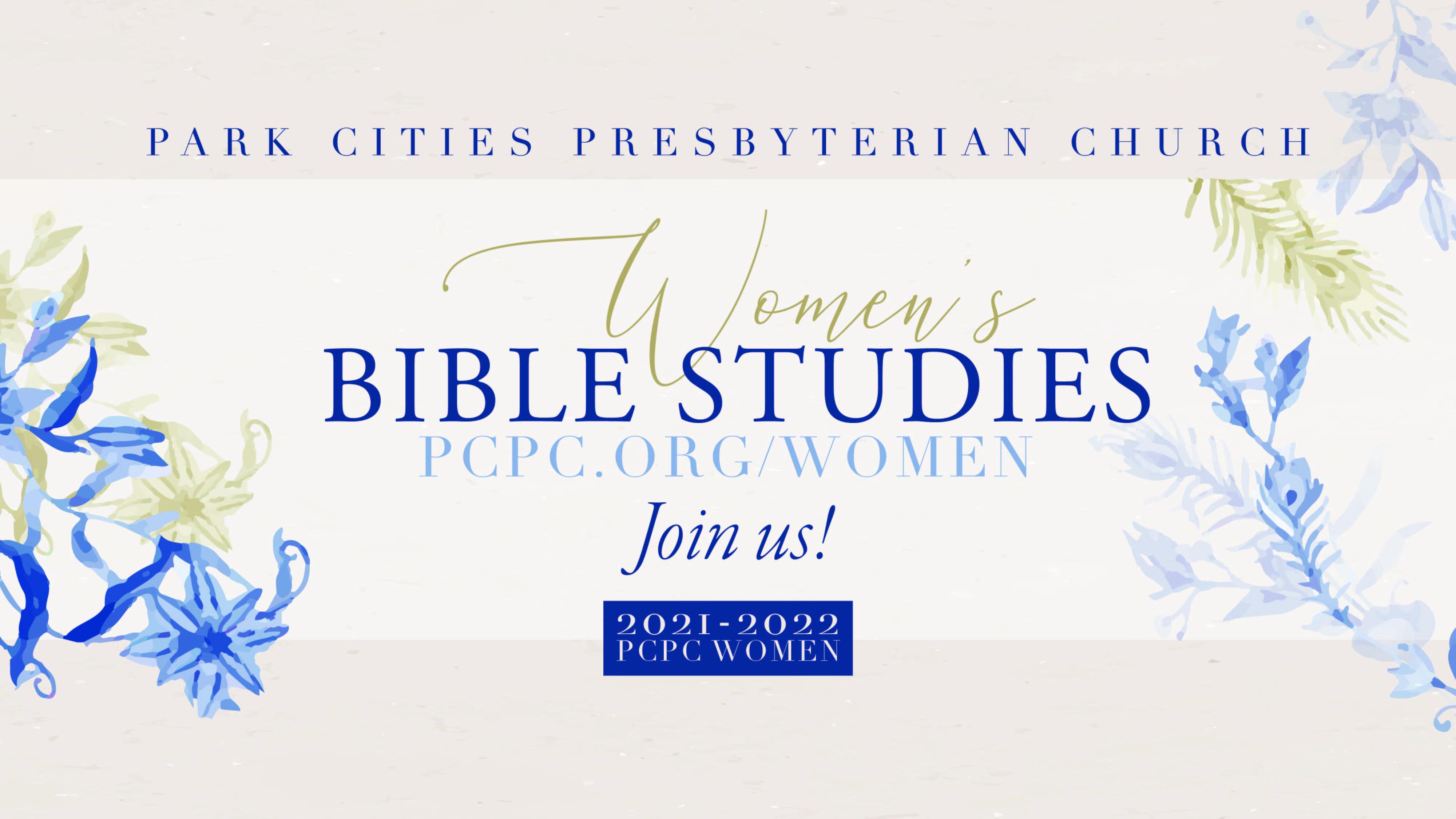 2021 Bible Studies